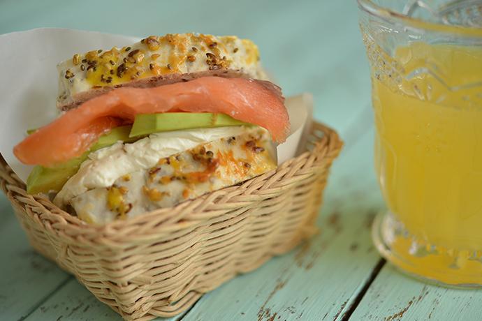 Sandwich salmon1